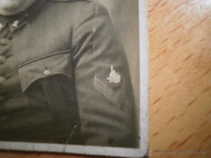 Militaria: Fotografía soldado ferroviario del ejército español. Ferrocarriles prácticos y movilización - Foto 5 - 50368274