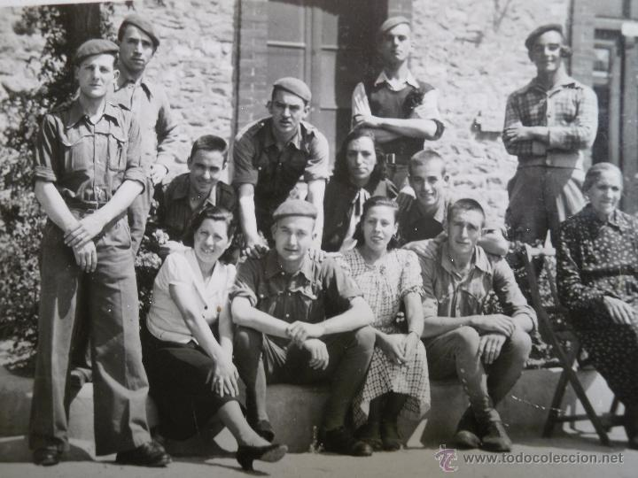 FOTOGRAFÍA REQUETES. GUERRA CIVIL (Militar - Fotografía Militar - Guerra Civil Española)