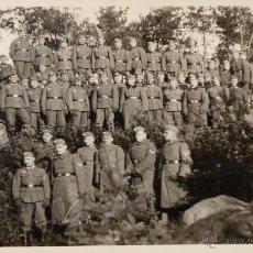Militaria: FOTOGRAFÍA MILITARES ALEMANES, (WEHRMACHT) 2º GUERRA MUNDIAL - 8,5X6 CM. Lote 50484183