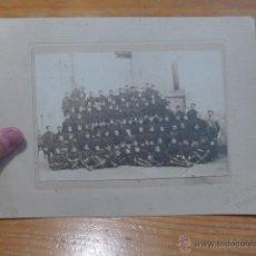 Militaria: ANTIGUA FOTOGRAFIA DE MILITARES ESPAÑOLES DE PRINCIPIOS S.XX, ALFONSO XIII, GUERRA AFRICA. . Lote 50600310