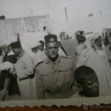 Militaria: FOTOGRAFÍA SARGENTO TIRADORES DE IFNI. SIDI IFNI. Lote 51011543