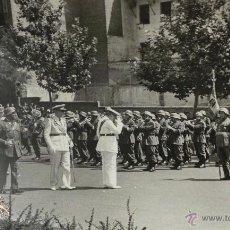 Militaria: FOTOGRAFÍA NOMBRAMIENTO AGUSTÍN MUÑOZ GRANDES, VICEPRESIDENTE DEL GOBIERNO - 14X9CM -25.JUL.1962.. Lote 51017945