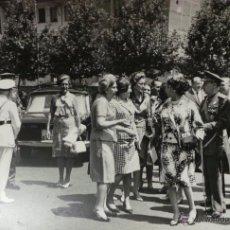 Militaria: ACTO MILITAR, NOMBRAMIENTO AGUSTÍN MUÑOZ GRANDES, VICEPRESIDENTE DEL GOBIERNO - 14X9CM . Lote 51018008