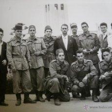 Militaria: FOTOGRAFÍA OFICIAL TIRADORES DE IFNI. SIDI IFNI. Lote 51024692