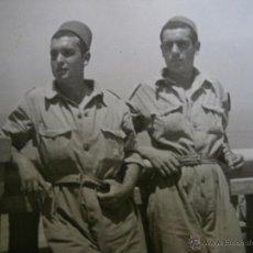 Militaria: FOTOGRAFÍA SOLDADOS TIRADORES DE IFNI. SIDI IFNI. Lote 51024984
