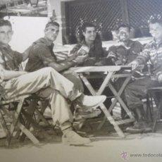 Militaria: FOTOGRAFÍA SOLDADOS TIRADORES DE IFNI. SIDI IFNI. Lote 51026753