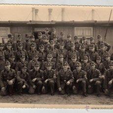 Militaria: FOTOGRAFIA SEGUNDA GUERRA MUNDIAL, ALEMANIA GRUPO DE SOLDADOS DEL RAD.(2). Lote 51059098