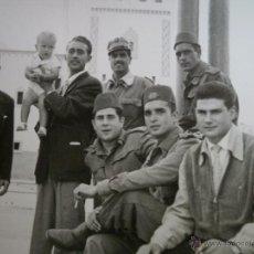 Militaria: FOTOGRAFÍA OFICIAL TIRADORES DE IFNI. SIDI IFNI. Lote 51071521