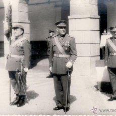 Militaria: FOTOGRAFIA MILITAR 9X14 CM - OFICIALES DE INGENIEROS - FOTO DEL MORAL CEUTA. Lote 51125483