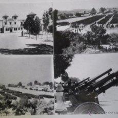 Militaria: FOTOGRAFÍA SOLDADOS DEL EJÉRCITO ESPAÑOL. JURA DE BANDERA. Lote 51126677
