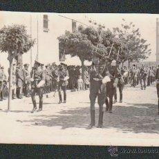 Militaria: FOTOGRAFIA DE MILITARES ESPAÑOLES DE INGENIEROS.. Lote 51160308