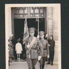 Militaria: FOTOGRAFIA DE MILITARES ESPAÑOLES DE INGENIEROS.. Lote 51160405