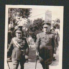 Militaria: FOTOGRAFIA DE MILITARES ESPAÑOLES DE INGENIEROS.. Lote 51160414