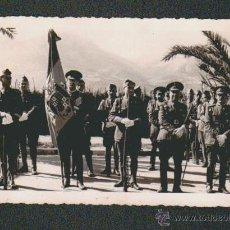 Militaria: FOTOGRAFIA DE MILITARES ESPAÑOLES DE INGENIEROS.FOTOGRAFIA S.AZERRAD.TETUAN.. Lote 51160633