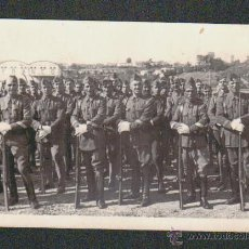 Militaria: FOTOGRAFIA DE MILITARES ESPAÑOLES DE INGENIEROS.. Lote 51161723
