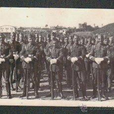 Militaria: FOTOGRAFIA DE MILITARES ESPAÑOLES DE INGENIEROS.. Lote 51161736