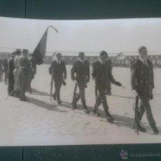 Militaria: FOTOGRAFIA JURA DE BANDERA. Lote 51424435