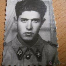 Militaria: FOTOGRAFÍA SOLDADO MEHALA. MEHAL-LA JALIFIANA. Lote 51645826