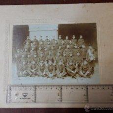 Militaria: FOTO DE SOLDADOS INGENIEROS. Lote 51674072
