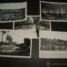 Militaria: ZARAGOZA CABEZO DE BUENA VISTA 5 FOTOGRAFIAS POR SOLDADO LEGION CONDOR GUERRA CIVIL. Lote 51797868