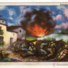 Militaria: EPOPEYAS DE LA GUERRA Nº 9 ALMACENES ALEMANES GUERRA CIVIL POZOBLANCO. Lote 51882924