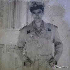 Militaria: FOTOGRAFÍA POLICÍA TERRITORIAL SAHARA ESPAÑOL. LAS PALMAS 1968. Lote 51926899