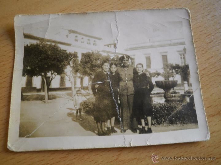 Militaria: Fotografía Guardia Civil. 1938 - Foto 2 - 51957449