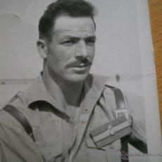 Militaria: FOTOGRAFÍA CABO PRIMERO ARTILLERÍA DEL EJÉRCITO ESPAÑOL.. Lote 52015791