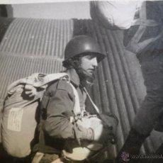 Militaria: FOTOGRAFÍA PARACAIDISTA. BRIGADA PARACAIDISTA BRIPAC JUNKERS-52. Lote 52363475