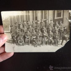 Militaria: FOTOGRAFIA DE MILITARES DE CABALLERIA, REPUBLICA Y GUERRA CIVIL. Lote 52430726