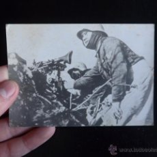 Militaria: ANTIGUA FOTOGRAFA A IDENTIFICAR, MILITARES . Lote 52430954
