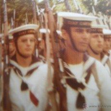 Militaria: FOTOGRAFÍA MARINEROS. CIM CARTAGENA 1976. Lote 52465573