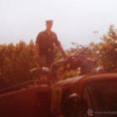Militaria: FOTOGRAFÍA SOLDADO INFANTERÍA DE MARINA. VERDE LAGARTO. Lote 52466519