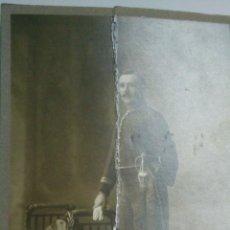 Militaria: GRAN FOTO DE GENTILHOMBRE DE CÁMARA DE ALFONSO XIII. Lote 52763542