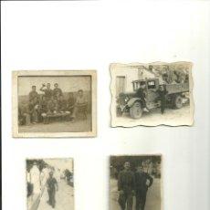 Militaria: 3533.- GUERRA CIVIL-FOTOGRAFIAS DE SOLDADOS EJERCITO NACIONAL. Lote 52841878