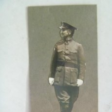 Militaria: GUERRA CIVIL : GENERAL QUEIPO DE LLANO , CABEZA DEL ALZAMIENTO EN SEVILLA .. Lote 52951144