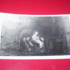 Militaria: POSTAL FOTOGRAFICA GUERRA CIVIL EIBAR GUIPUZCOA FOTOGRAFIA MARIN SAN SEBASTIAN. Lote 52970491