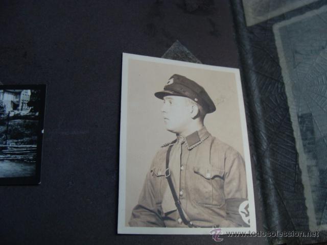 Militaria: Album de soldado aleman con foto de HITLER - Foto 5 - 53079329