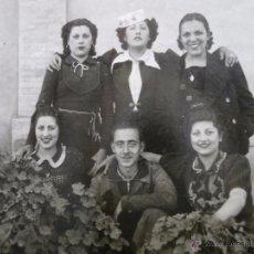 Militaria: FOTOGRAFÍA SOLDADO DEL EJÉRCITO POPULAR DE LA REPÚBLICA. VALENCIA 1938. Lote 53199640