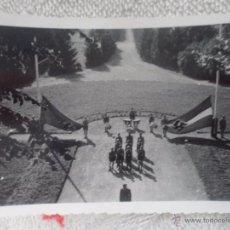 Militaria: FOTO JUVENTUDES HITLERIANAS 8.5 X 6 CM. Lote 53294608