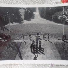 Militaria: FOTO JUVENTUDES HITLERIANAS 8.5 X 6 CM. Lote 53294634