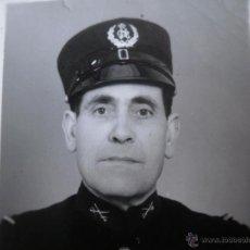 Militaria: FOTOGRAFÍA GENDARME GUARDIA NACIONAL REPUBLICANA. GNR PORTUGAL. Lote 53471627