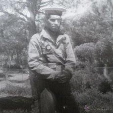 Militaria: FOTOGRAFÍA SOLDADO MILICIAS UNIVERSITARIAS MARINA.. Lote 53600676