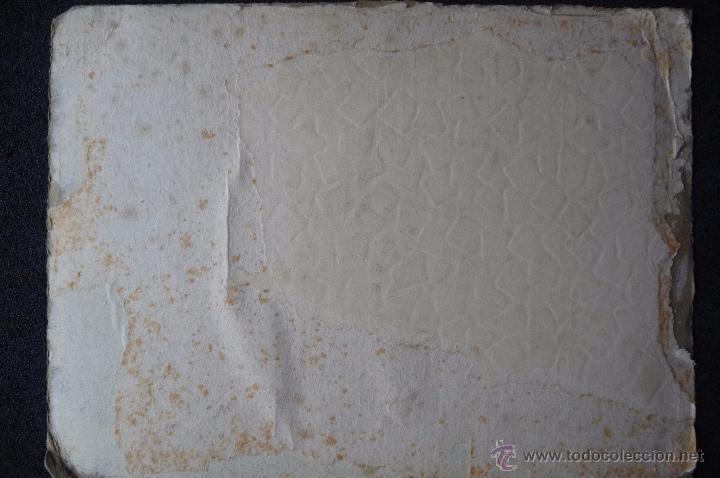 Militaria: (JX-1317)FOTOGRAFIA DE CAPITAN CON VARIAS CONDECORACIONES - GUERRA CIVIL ??? - Foto 4 - 53707873