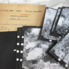 Militaria: LOTE DE FOTOGRAFIAS AEREAS DE SAFI Y LANCHA DE 1973 - SERVICIO FOTOGRAFICO DEL EJERCITO DEL AIRE. Lote 53713998