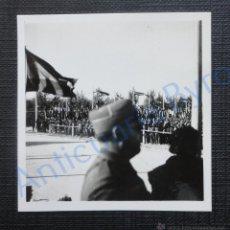 Militaria: FOTOGRAFÍA ANTIGUA ORIGINAL. GUERRA CIVIL. (6 X 6 CM) . Lote 53803783