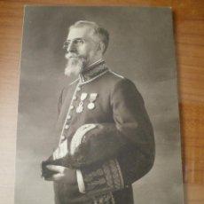 Militaria: FOTOGRAFÍA ORIGINAL DIPLOMÁTICO ÉPOCA DE ALFONSO XIII. Lote 53819983