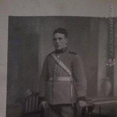 Militaria: OFICIAL DE CABALLERÍA ÉPOCA ALFONSINA. Lote 53959151
