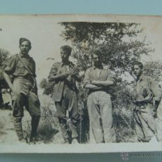 Militaria: GUERRA CIVIL : MILICIANOS DE FALANGE. Lote 54211788
