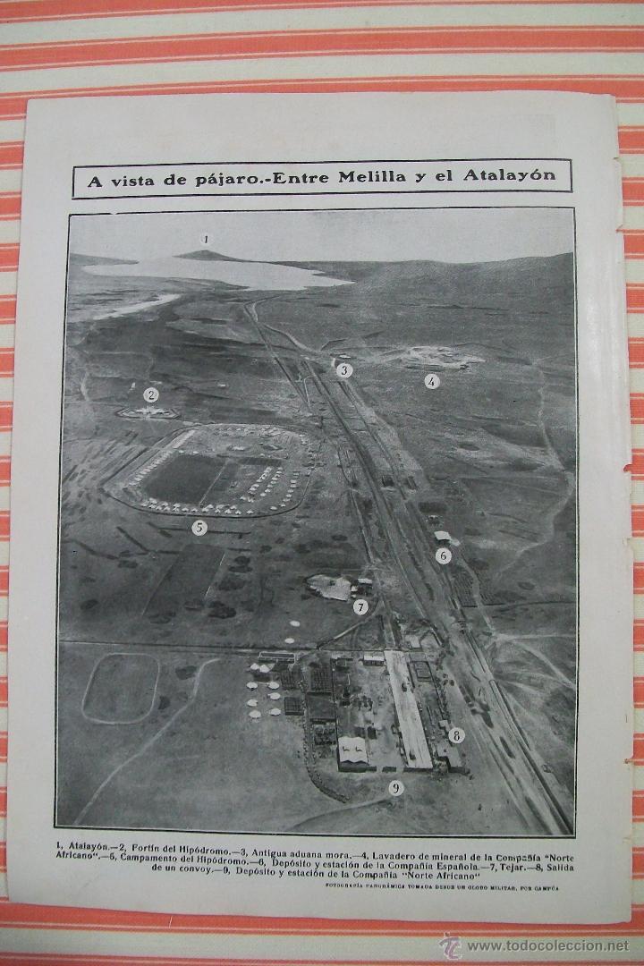 Militaria: DOBLE PÁGINA EN EL CAMPO ENEMIGO HOJAS REVISTA NUEVO MUNDO 1909 Y OTRAS FOTOS DE LA GUERRA - Foto 4 - 54424524